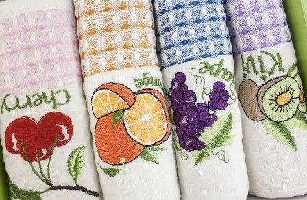 Купить набивные полотенца - магазин Текстиль Маркет, Сочи