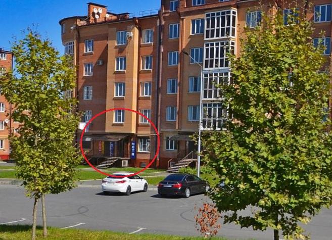 Офис строительной компании - строительная компания СТМ, Владикавказ