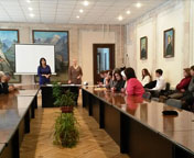 приобщение молодежи к осетинской культуре