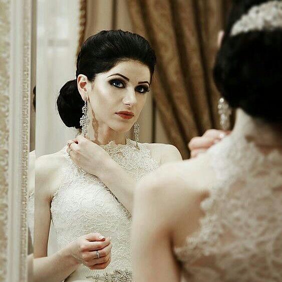 свадебные прически владикавказ фото